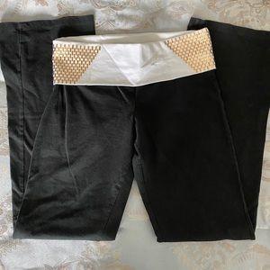 EUC Victoria's Secret PINK low rise  yoga pants